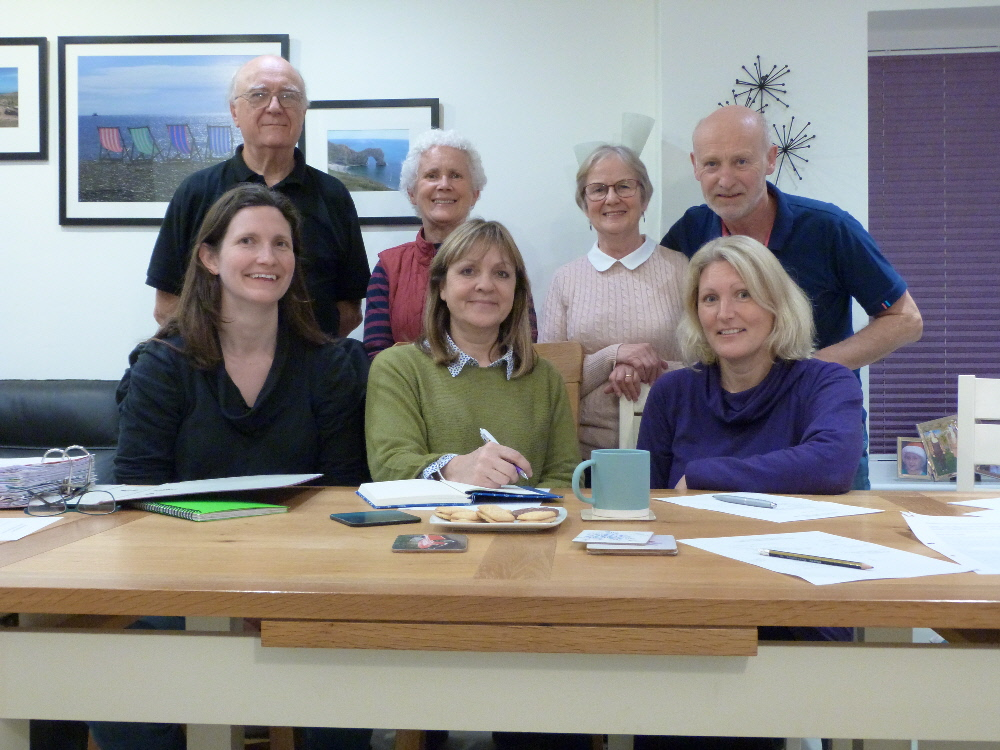 Beckbury Shop Management Committee
